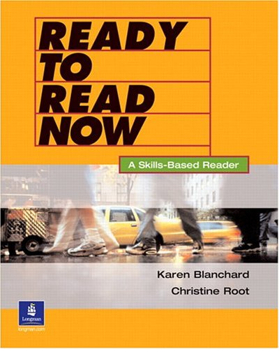 Ready to Read Now A Skills-Based Reader  2005 edition cover