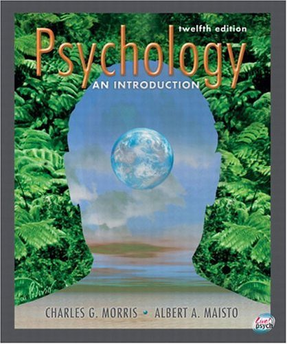 Psychology An Introduction 12th 2005 (Revised) edition cover