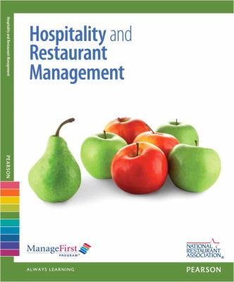 Hospitality and Restaurant Management  2nd 2013 (Revised) edition cover
