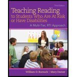 TEACHING READING TO STUDENTS W N/A 9780133488470 Front Cover