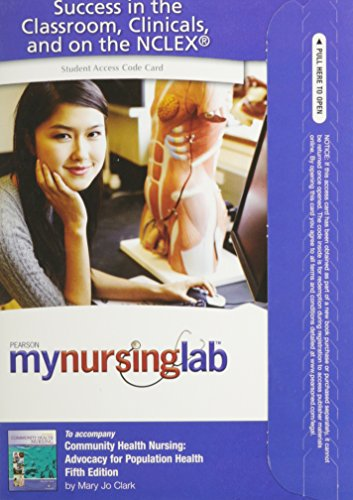Community Health Nursing  5th 2008 9780135132470 Front Cover