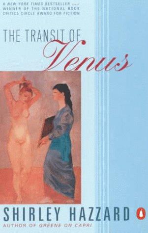 Transit of Venus   1990 edition cover