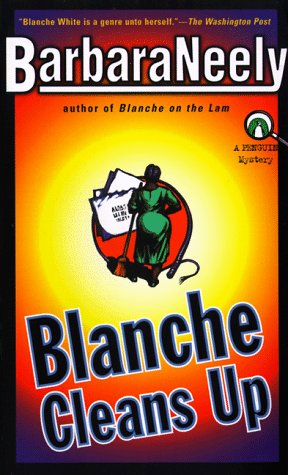 Blanche Cleans Up  N/A 9780140277470 Front Cover