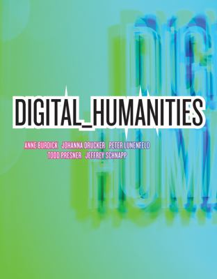 Digita Humanities   2012 edition cover