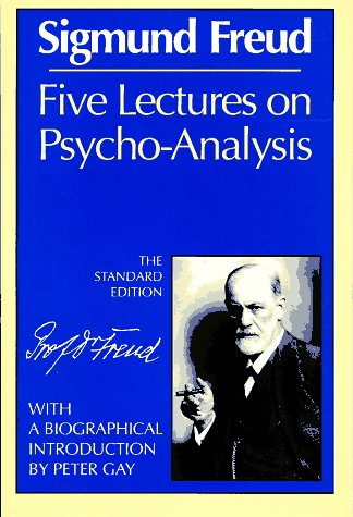 Five Lectures on Psycho-Analysis  Reprint edition cover