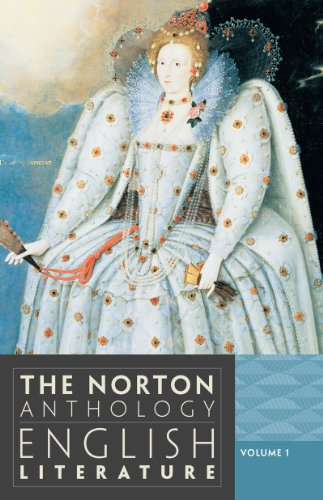 Norton Anthology of English Literature  9th 2012 9780393912470 Front Cover
