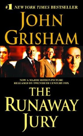 Runaway Jury   1996 9780440221470 Front Cover