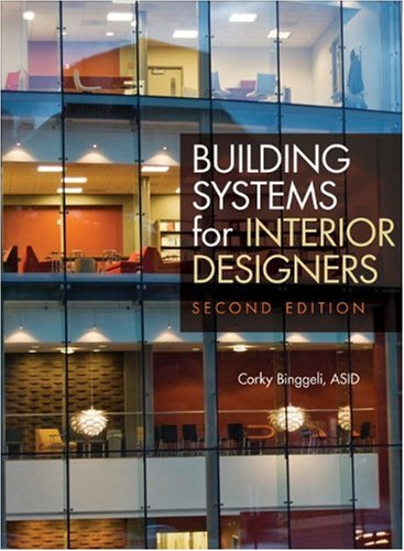 Building Systems for Interior Designers  2nd 2010 edition cover