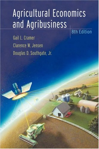 Agricultural Economics and Agribusiness  8th 2001 (Revised) edition cover