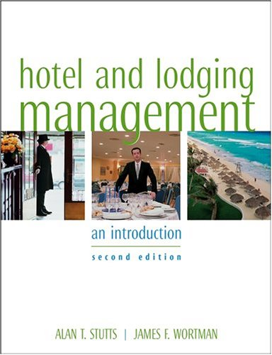 Hotel and Lodging Management An Introduction 2nd 2006 (Revised) edition cover