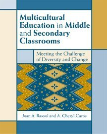 Multicultural Education in Middle and Secondary Classrooms Meeting the Challenge of Diversity and Change  2000 9780534508470 Front Cover