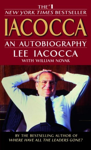 Iacocca An Autobiography N/A edition cover