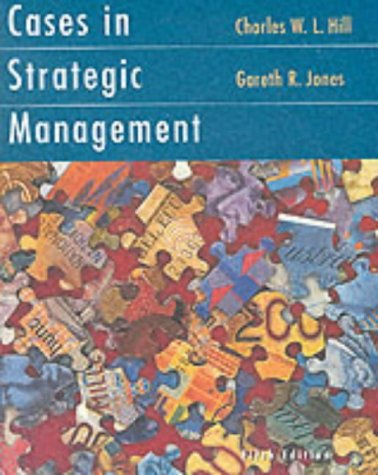 Strategic Management Cases 5th 2001 9780618071470 Front Cover