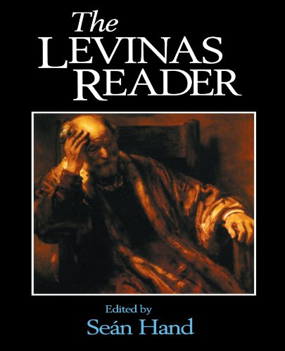 Levinas Reader   2001 edition cover