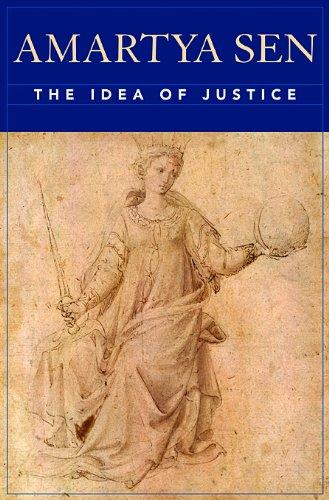 Idea of Justice   2009 edition cover