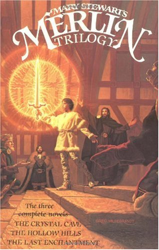 Merlin Trilogy  N/A edition cover