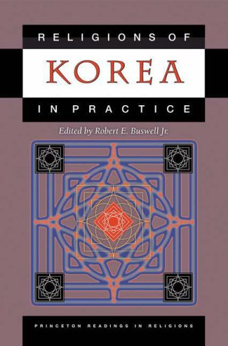 Religions of Korea in Practice   2007 edition cover