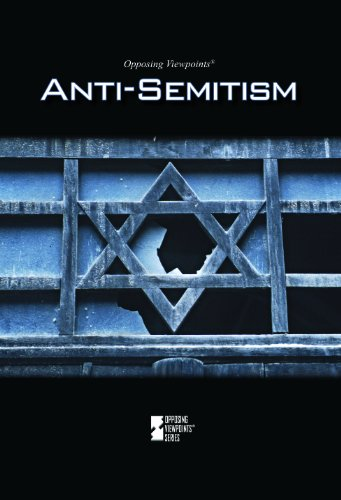 Anti-Semitism   2014 9780737769470 Front Cover