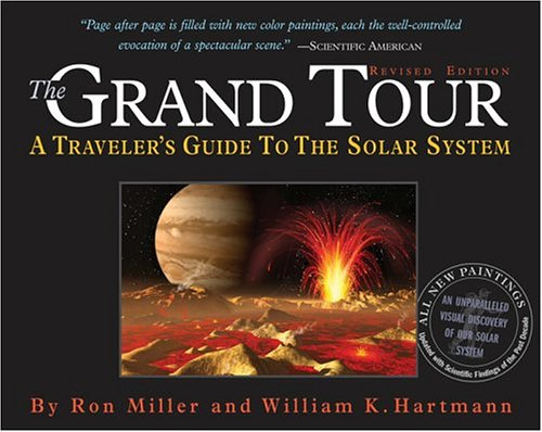 Grand Tour A Traveler's Guide to the Solar System 3rd 2005 edition cover