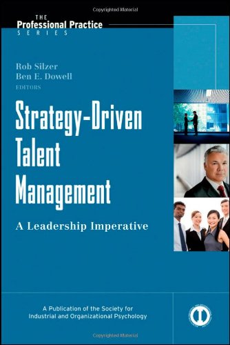 Strategy-Driven Talent Management A Leadership Imperative  2010 edition cover