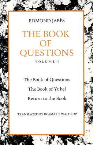 Book of Questions  Revised edition cover