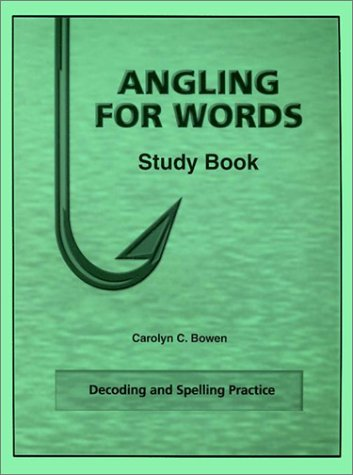Angling for Words  1999 (Student Manual, Study Guide, etc.) edition cover