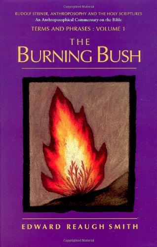 Burning Bush  1997 edition cover
