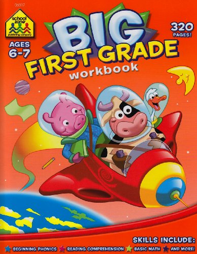 Big First Grade  Revised 9780887431470 Front Cover