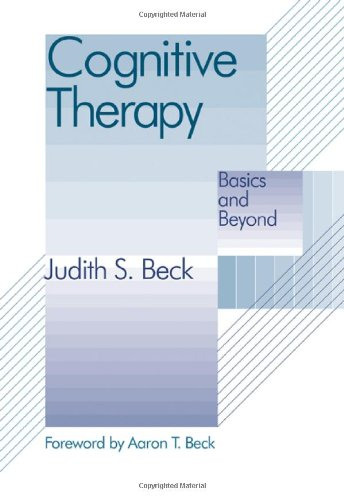 Cognitive Therapy Basics and Beyond  1995 edition cover