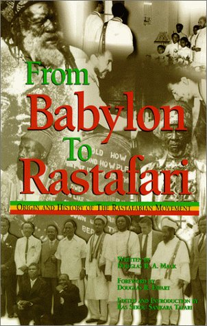 From Babylon to Rastafari N/A 9780948390470 Front Cover