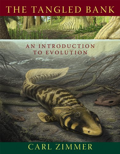 Tangled Bank An Introduction to Evolution  2010 edition cover