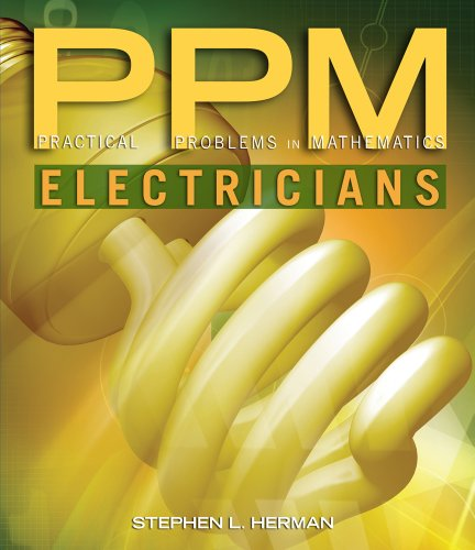 Practical Problems in Mathematics for Electricians  9th 2012 edition cover