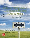 Ethical Obligations and Decision-making in Accounting: Text and Cases  2016 9781259543470 Front Cover