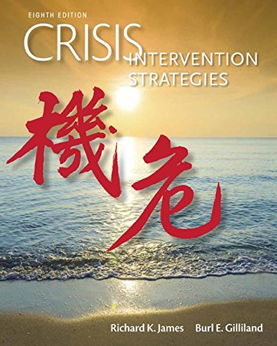 Crisis Intervention Strategies:   2016 9781305271470 Front Cover
