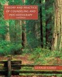 Student Manual for Corey's Theory and Practice of Counseling and Psychotherapy  10th 2017 (Revised) 9781305664470 Front Cover