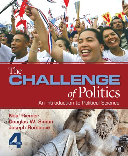 Challenge of Politics  4th 2014 (Revised) edition cover