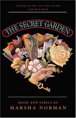 Secret Garden  Reprint edition cover