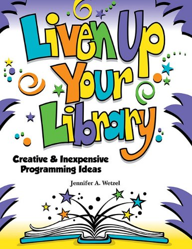 Liven up Your Library N/A edition cover