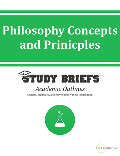 Philosophy Concepts and Principles cover