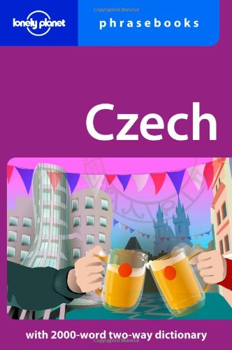 CZECH PHRASEBOOK 2  2nd 2007 (Revised) edition cover