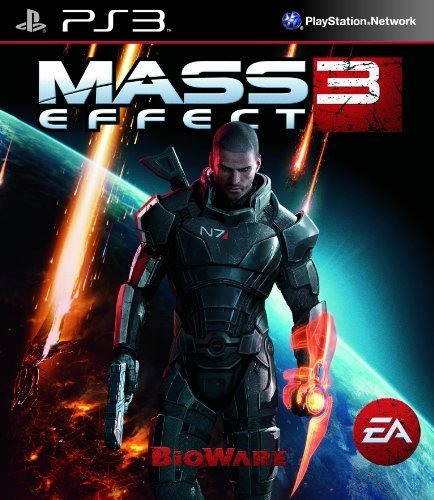 Mass Effect 3 [PEGI] PlayStation 3 artwork
