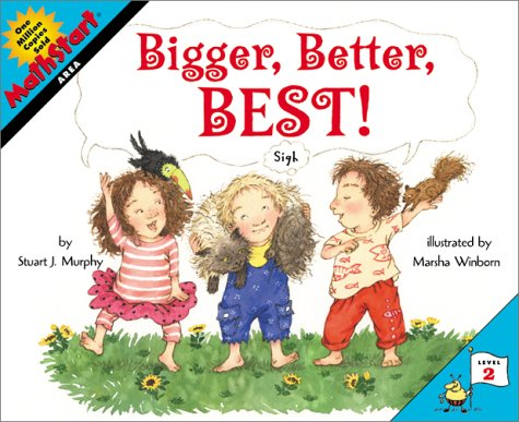 Bigger, Better, Best!   2002 edition cover