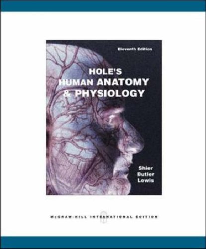 Hole's Human Anatomy and Physiology N/A edition cover