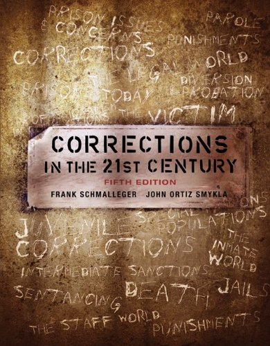 Corrections in the 21st Century  5th 2011 edition cover