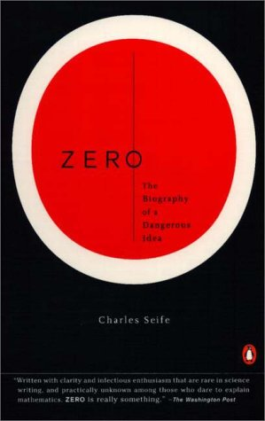 Zero The Biography of a Dangerous Idea N/A 9780140296471 Front Cover