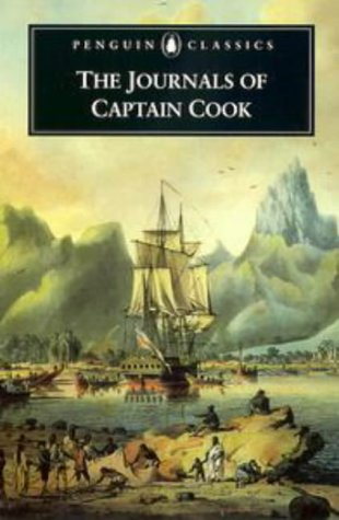 Journals of Captain Cook   1999 (Abridged) edition cover