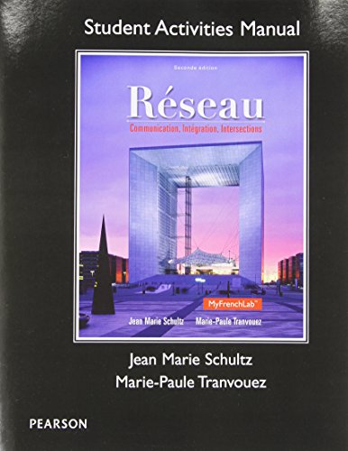R�seau Communication, Integration, Intersections 2nd 2015 edition cover