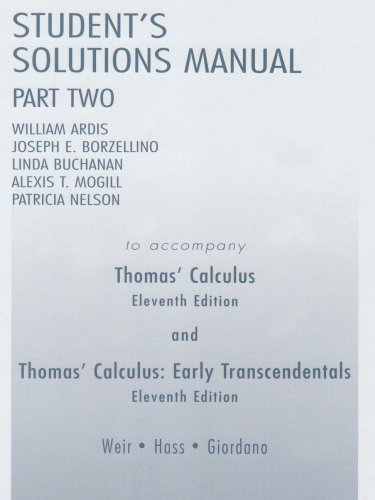 Calculus  11th 2008 (Student Manual, Study Guide, etc.) edition cover