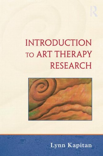 Introduction to Art Therapy Research   2010 edition cover