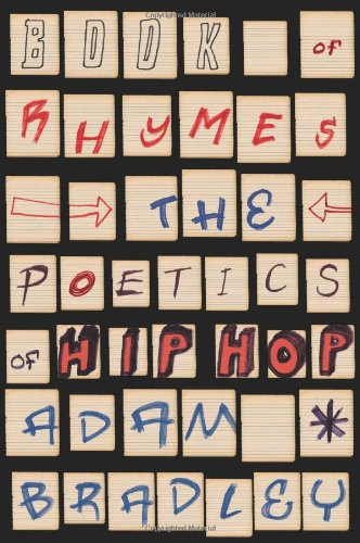 Book of Rhymes The Poetics of Hip Hop  2009 edition cover